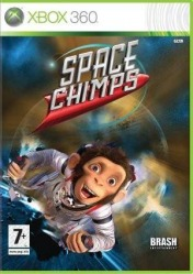 Cover Space Chimps (Xbox 360)