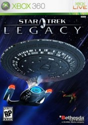 Cover Star Trek: Legacy