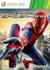 Cover The Amazing Spider-Man (Xbox 360)