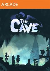 Cover The Cave (Xbox 360)