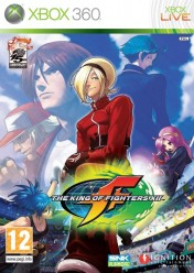 Cover The King of Fighters XII (Xbox 360)