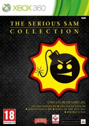 Cover The Serious Sam Collection