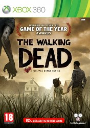 Cover The Walking Dead: A Telltale Games Series (Xbox 360)