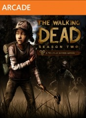 Cover The Walking Dead: Season Two - A Telltale Games Series