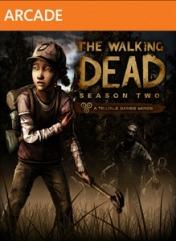 Cover The Walking Dead: Season Two - A Telltale Games Series (Xbox 360)