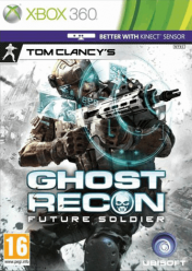 Cover Tom Clancy's Ghost Recon: Future Soldier