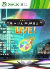 Cover Trivial Pursuit Live! (Xbox 360)