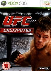 Cover UFC Undisputed 2009
