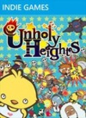 Cover Unholy Heights