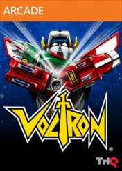 Cover Voltron: Defender of the universe