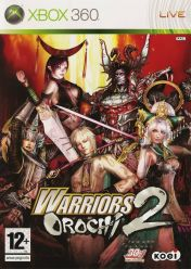 Cover Warriors Orochi 2