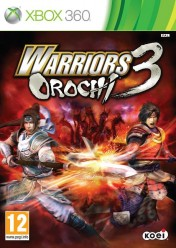 Cover Warriors Orochi 3 (Xbox 360)