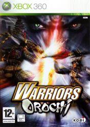 Cover Warriors Orochi