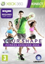 Cover Your Shape: Fitness Evolved 2012