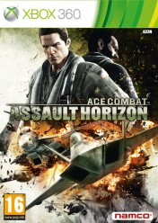 Cover Ace Combat: Assault Horizon
