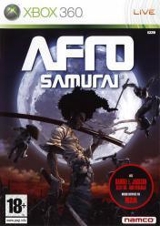Cover Afro Samurai