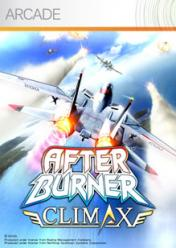 Cover After Burner Climax