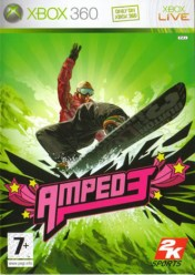 Cover Amped 3