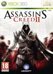 Cover Assassin's Creed II (Xbox 360)