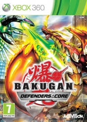 Cover Bakugan: Battle Brawlers - Defenders of the Core
