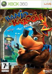 Cover Banjo-Kazooie: Nuts & Bolts