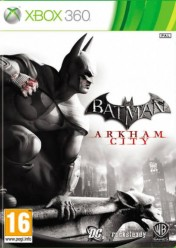 Cover Batman: Arkham City (Xbox 360)