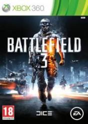 Cover Battlefield 3 (Xbox 360)