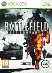 Cover Battlefield: Bad Company 2 (Xbox 360)