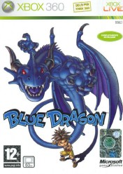 Cover Blue Dragon