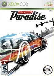 Cover Burnout Paradise