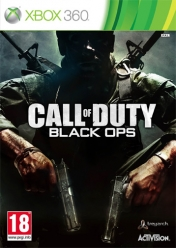 Cover Call of Duty: Black Ops (Xbox 360)