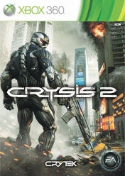 Cover Crysis 2 (Xbox 360)