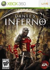 Cover Dante's Inferno