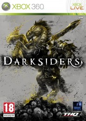 Cover Darksiders (Xbox 360)