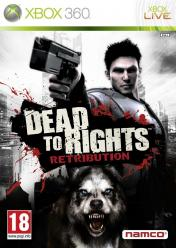 Cover Dead to Rights: Retribution