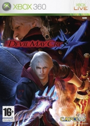 Cover Devil May Cry 4 (Xbox 360)