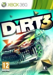 Cover DiRT 3 (Xbox 360)