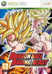 Cover Dragon Ball Raging Blast