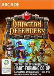Cover Dungeon Defenders (Xbox 360)