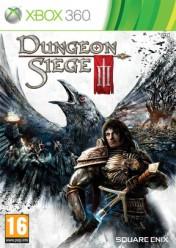 Cover Dungeon Siege III (Xbox 360)