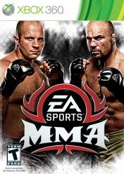 Cover EA Sports MMA