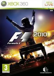 Cover F1 2010 (Xbox 360)