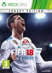 Cover FIFA 18