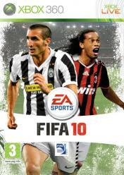 Cover FIFA 10
