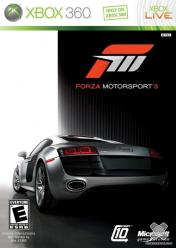 Cover Forza Motorsport 3