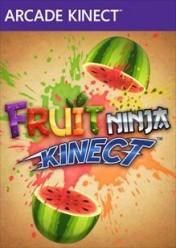 Cover Fruit Ninja Kinect