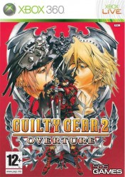 Cover Guilty Gear 2: Overture
