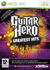 Cover Guitar Hero: Greatest Hits (Xbox 360)