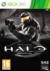 Cover Halo: Combat Evolved Anniversary