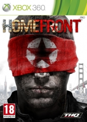 Cover Homefront (Xbox 360)